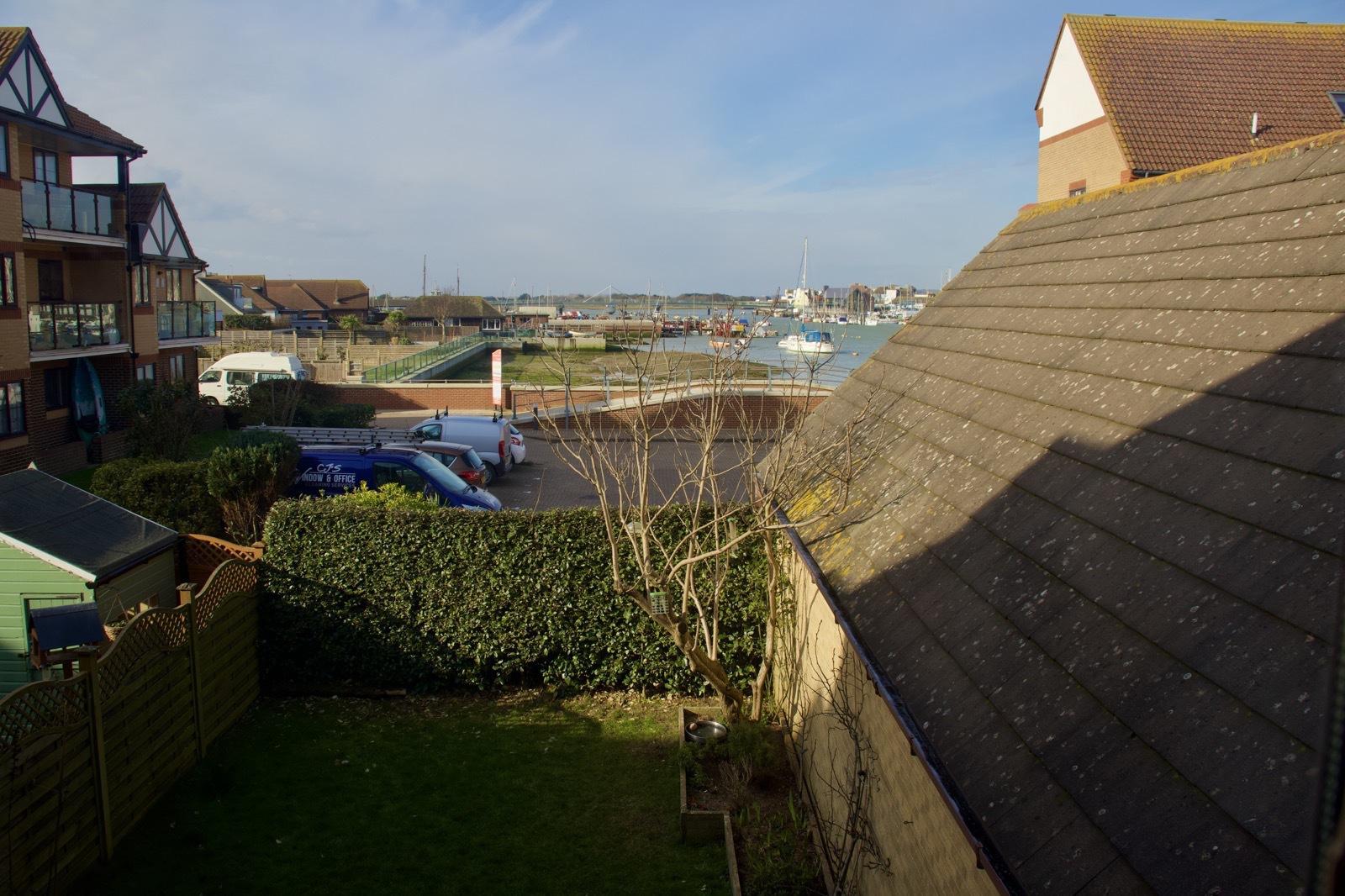 Shoreham through an 18mm Canon M lens